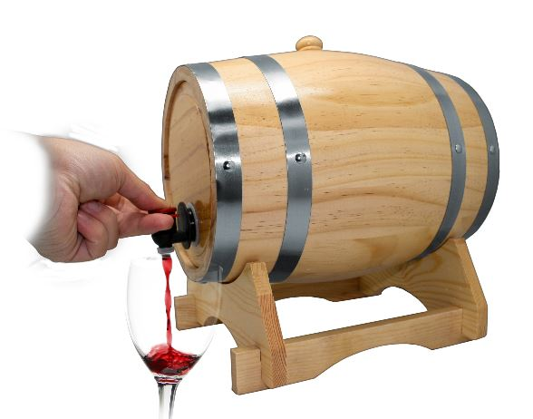 BARRIL DISPENSER VINHO 3L VIN BOUQUET